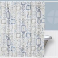 Creative Bath™ 72-Inch x 72-Inch Seaside Shower Curtain