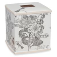 Creative Bath™ Sketchbook Boutique Tissue Box Cover