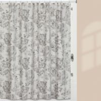 Buy 72 X 72 Black White Shower Curtain Bed Bath Beyond