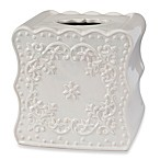 Creative Bath™ Ruffles Boutique Tissue Box Cover