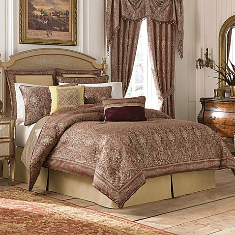 Croscill 174 Faberge Comforter Set Bed Bath Amp Beyond