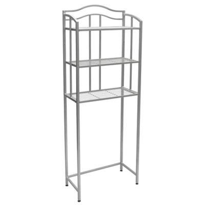 grayson 3shelf space saver tower in oilrubbed bronze