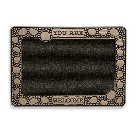 You Are Welcome Door Mat Bed Bath Amp Beyond