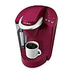Keurig® K-Classic™ K55 Single Serve K-Cup Pod® Coffee Maker Programmable Red