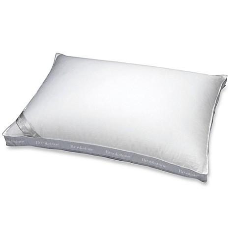brookstone® better than down® side sleeper pillow - bed bath & beyond