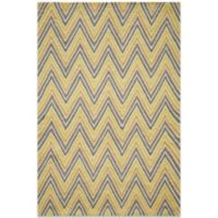 Momeni Geo 3-Foot 3-Inch x 5-Foot 6-Inch Rug in Gold