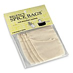 Spice Bags (Set of 4)