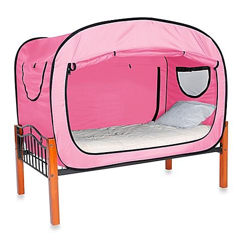 sc 1 st  Bed Bath u0026 Beyond & Privacy Pop Bed Tent in Pink - Bed Bath u0026 Beyond
