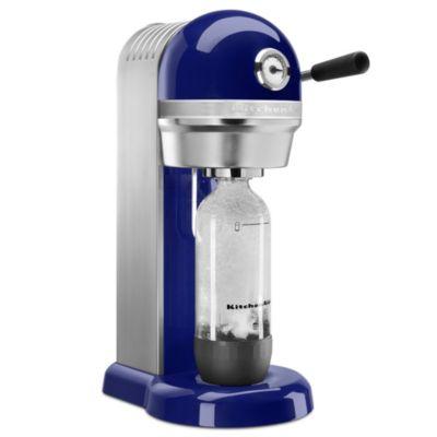 KitchenAid™ Sparkling Beverage Maker Powered By SodaStream® In Cobalt Blue