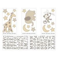 NoJo® Dreamy Nights Wall Decals (Set of 5)