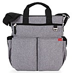 SKIP*HOP® Duo Signature Diaper Bag in Heather Grey