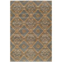 Momeni Habitat 2-Foot x 3-Foot Rug in Blue/Multi