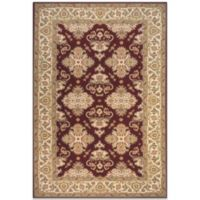Momeni Persian Garden 8-Foot x 10-Foot Rug in Burgundy