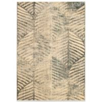 Safavieh Vintage Palm 5-Foot 3-Inch x 7-Foot 6-Inch Area Rug in Cream/Multi