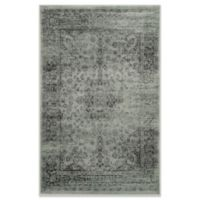 """Safavieh Palace 2'7"""" x 4' Accent Rug in Spruce and Ivory"""