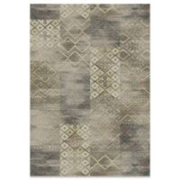 "Safavieh Vintage Patchwork 4' x 5'7"" Accent Rug in Stone"