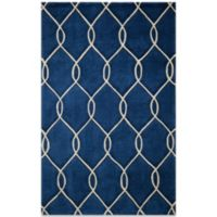 Momeni Bliss 2-Foot x 3-Foot Rug in Navy