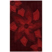 Momeni Delhi 3-Foot 8-Foot x 10-Foot Delhi Rug in Red