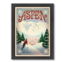 Americanflat Aspen Framed Wall Art