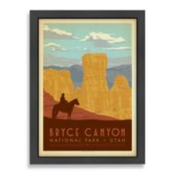 Americanflat Bryce Canyon National Park Framed Wall Art