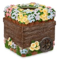 Creative Bath™ Rue Di Rivoli Resin Boutique Tissue Box Cover