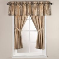 Sheer Bliss 45-Inch Window Curtain Panel Pair