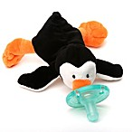 Wubbanub One Size Wubbanub Penguin Black/white