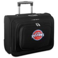 NBA Detroit Pistons 14-Inch Laptop Overnighter