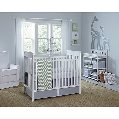 Wendy Bellissimo Unisex Mix And Match Crib Bedding