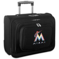 MLB Miami Marlins 14-Inch Laptop Overnighter
