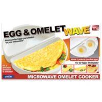 Egg 'N Omelette Wave™ Microwave Cooker