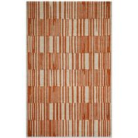 Momeni Delhi 5-Foot x 8-Foot DL-49 Rug in Orange