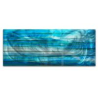 Ocean View Calming Blue Wall Art