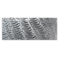Polar Encapsulation Composition Textural Wall Art