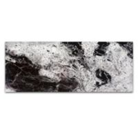 Storm Abstract Wall Art in Black/White