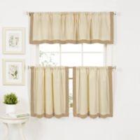 Wilton Window Curtain Tier Pairs