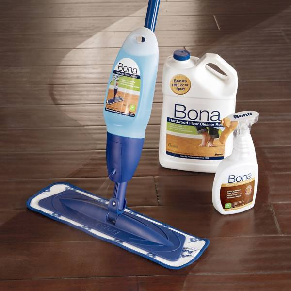 Bona Hardwood Floor have you used a floor cleaning and resealing system to bring life back to dull mildly scratched or chalky floors did you try bona rejuvenate Product Image For Bona Hardwood Floor Mop Kit 2 Out Of 3