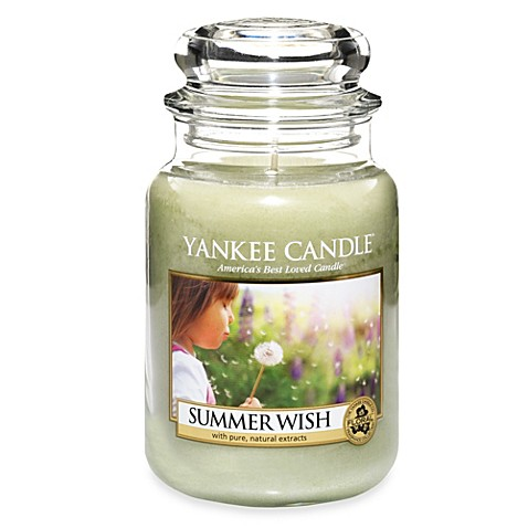 Yankee Candle® Summer Wish™ Large Classic Candle Jar