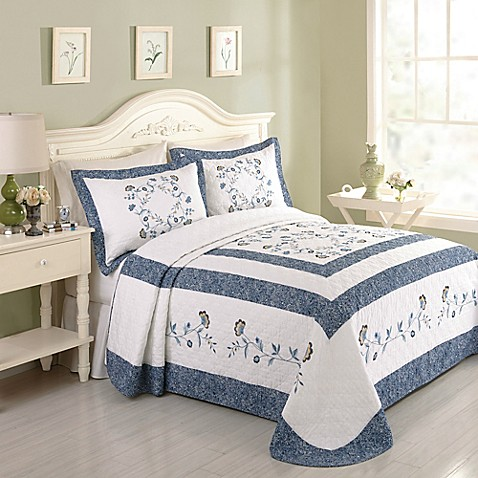 daya bedspread - bed bath & beyond