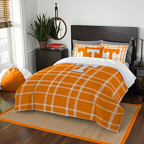 University Of Tennessee Bedding Bed Bath Amp Beyond