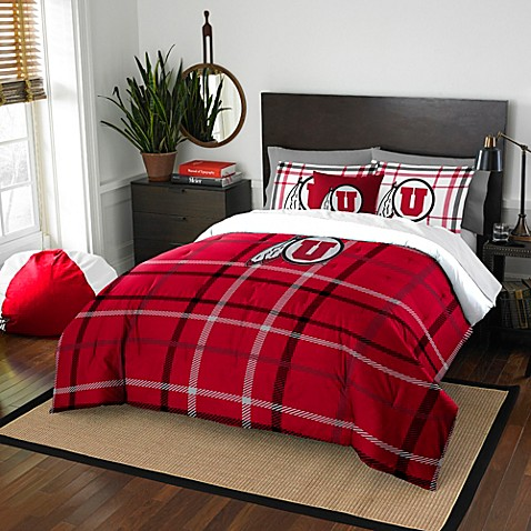 University Of Utah Bedding