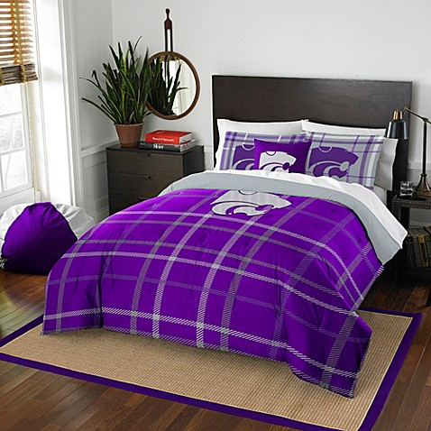 Kansas State University Bedding Bed Bath Amp Beyond