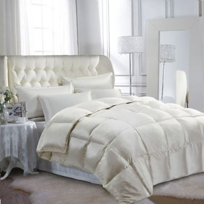 Wamsutta Collection Silk Goose Down Comforter Bed Bath Beyond