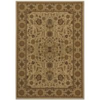 Momeni Royal 9-Foot 10-Inch x 13-Foot 6-Inch Rug in Ivory