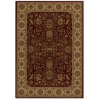 Momeni Royal 3-Foot 11-Inch x 5-Foot 7-Inch RY-03 Rug in Red