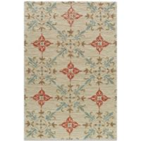 Momeni Summit 3-Foot 6-Inch x 5-Foot 6-Inch SUM-01 Rug in Sand