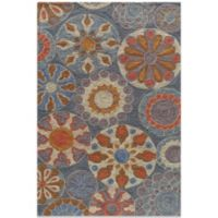 Momeni Summit 8-Foot x 10-Foot Rug in Blue