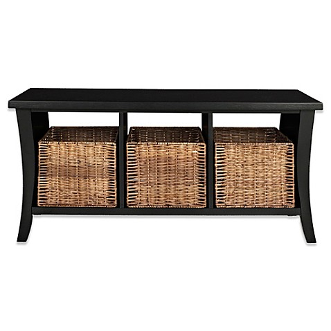 Crosley Wallis Entryway Storage Bench Bed Bath Amp Beyond