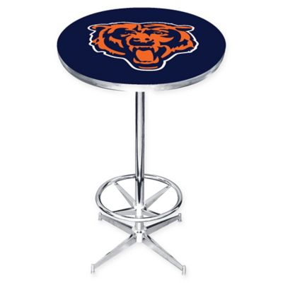 Buy nfl pub table from bed bath beyond nfl chicago bears pub table watchthetrailerfo