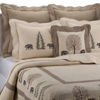 Donna Sharp Bear Creek King Pillow Sham